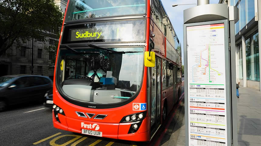 Covid: The London bus trip that saved maybe a million lives