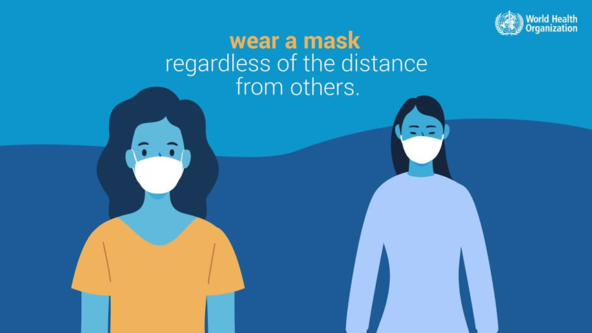 More than 4 Times We Need To Put On A Face Mask After The COVID-19 Pandemic is over.